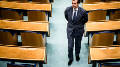 Photo of پولیٹیکو – ڈچ کے دائیں دائیں پارلیمنٹ کے باؤڈٹ نے نسل پرستی کی صف پر استعفیٰ دے دیا