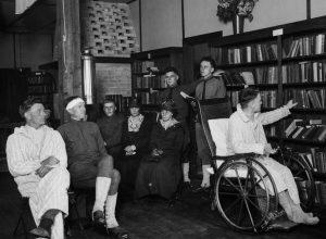 Photo of معذوریوں کے حامل امریکیوں کے لیے مساوات: واقعاتی ترتیب