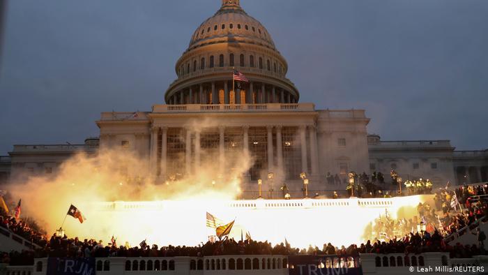 امریکہ    صدارتی انتخابات    دارالحکومت میں مظاہرین