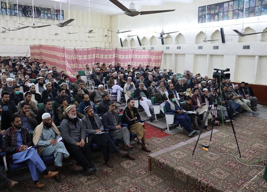 منصورہ، نیشنل ایسوسی ایشن فار ایجوکیشن (نافع) کے زیراہتمام تعمیر سیرت کیمپ کی تصاویر