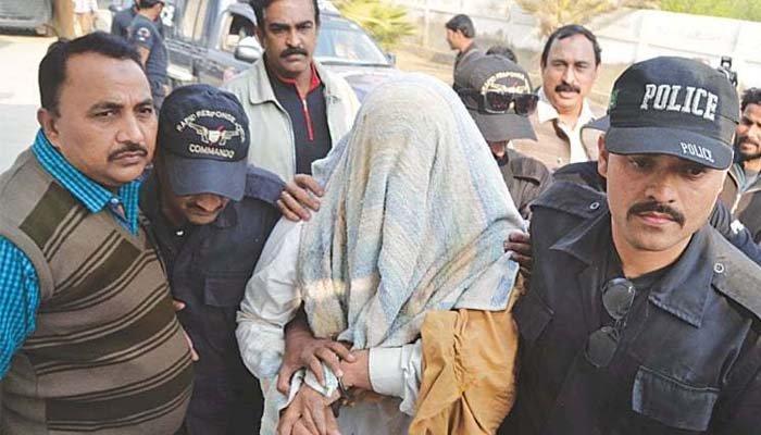 کراچی: گزشتہ ماہ شریف آباد میں خاتون پروفیسر کو قتل کرنیوالا ملزم گرفتار
