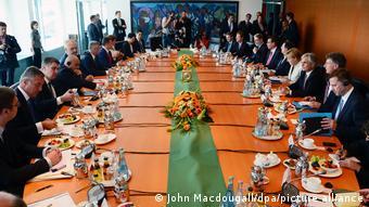 جرمنی مغربی بلقان کانفرنس 2014 برلن۔